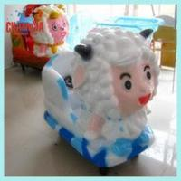 coin operated swing sheep machines for small kids