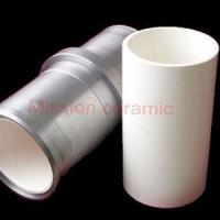 Buy cheap Alumina Tube, Rod Mud pump ceramic cylinder liner from wholesalers