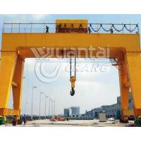 Buy cheap 5t MG Double-girder Gantry Crane from wholesalers