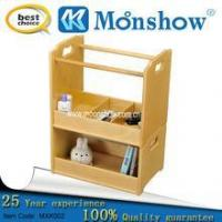 Buy cheap wood shelves for kids child play MOONSHOW child furniture from wholesalers