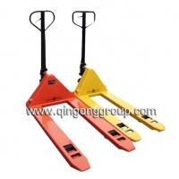 Buy cheap Hand Pallet Truck Pallet Jack for CNC Workshop TMT25 from wholesalers