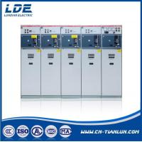 Buy cheap HV Switchgear HXGN15-24FSF6 AC Metal - enclosed Ring Main Unit Switchgear (RMU) from wholesalers