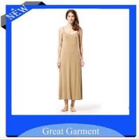 Buy cheap custom slip dress,high quality fitness slip dress product