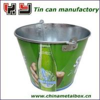 Buy cheap Metal ice bucket, bucket for beer from wholesalers