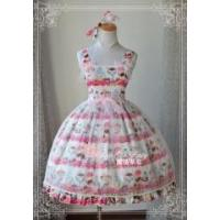 Buy cheap Lolita Dresses Magic Tea Party Ice Cream Summer Lolita JSK from wholesalers