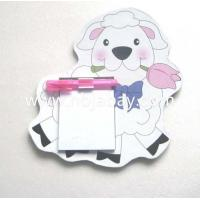 Buy cheap Office supplies Puppy memo pad with mini ball pen from wholesalers