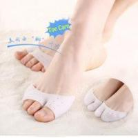 Buy cheap 2016 New Design Silicone Gel Shoes Pad with Toe Separator from wholesalers