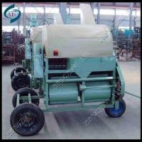 Buy cheap With strong wheels movable rice thresher machine/rice sheller machine/wheat thresher for sale from wholesalers