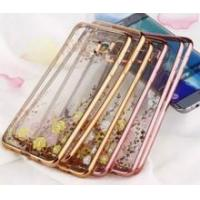 Buy cheap Luxury Electroplate Crystal Transparent TPU Case for Samsung Galaxy S6 edge product
