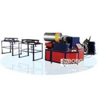 Buy cheap HVAC duct machine Spiral corrugated duct forming machine Item:3002i from wholesalers