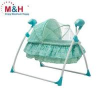 Buy cheap Baby Electric Cradle automatic swing baby crib baby bed swinging crib from wholesalers