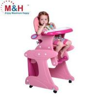 Buy cheap Plastic Baby HighChair 3 IN 1 Multifunctional Highchair Child dinner Chair with Rocker from wholesalers