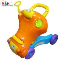 Buy cheap Baby Walker Ride On Car 2 IN 1 Kids Walker Baby Gift kid toys gift from wholesalers