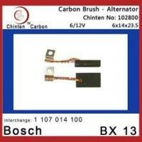 Buy cheap Bosch BX 13 Alternator Carbon Brush (OE 1 107 014 100) from wholesalers