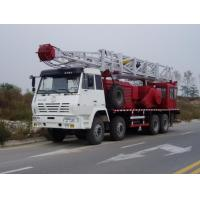 Buy cheap Truck 60 Ton Workover Rig from wholesalers