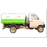 2m Container Detachable Garbage Truck