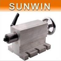 Buy cheap 65mm Live Rotary Tailstock, Rotary Jaw Chuck Working Piece Tail Block for CNC Router Lathe from wholesalers