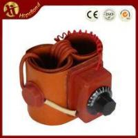 Buy cheap Flexible heater high quality Silicone Rubber Drum Heaters ROHS and temperature control from wholesalers