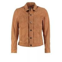 Buy cheap Leather Jacket Men's Leather Jackets With Button Closed product