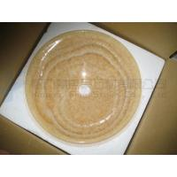 Buy cheap Stone Products Honey Onyx sink from wholesalers