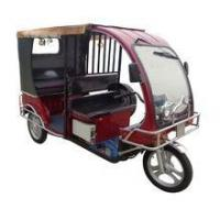 Buy cheap classic three wheel passenger rickshaw electric tricycle from wholesalers