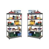 Buy cheap Light duty warehouse rack garage storage rack from wholesalers