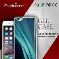 Buy cheap Shenzhen custom cell phone case for iphone 6s tpu case clear from wholesalers