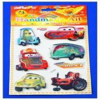 Buy cheap Various Handmade Shake Sticker For Cars product
