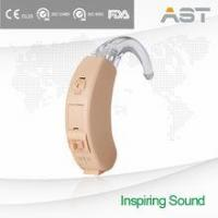 Buy cheap Inspiring Sound Hifi Analog Hearing Aid BTE Cheapest type from wholesalers