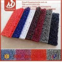 Buy cheap 3G 1.22*12m 15mm fancy pvc carpets pvc coil mats PVC door mat firm backing roll mat from wholesalers
