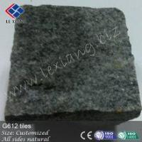 Buy cheap G612 blue natural stone cube product