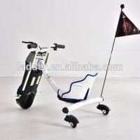 Buy cheap kids use electric toy drift trike from wholesalers