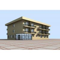 Buy cheap Prefab Modular Residential Commercial Building from Wholesalers