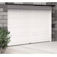 Buy cheap Automatic White Galvanized Steel Garage Door sales from wholesalers