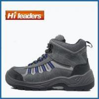 Buy cheap 2016 New Style Suede Leather Safety Footware for labour protection from wholesalers