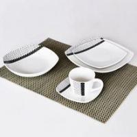 Buy cheap 16pcs dinnerware/dinnerware set with decal/ceramic dinnerware product
