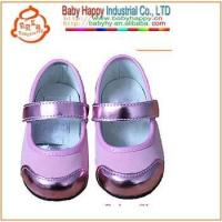 Buy cheap squeaky shoes Guangzhou Shoe Factory Hot Selling european children shoes from wholesalers