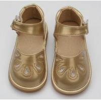 Buy cheap squeaky shoes top-glory leather sandals and rubber sole kids squeaky shoes wholesale from wholesalers