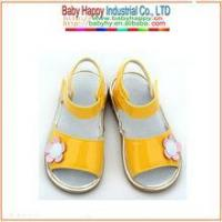 Buy cheap squeaky shoes Shenzhen New style sandal cute girls squeaky shoes cheap wholesale from wholesalers