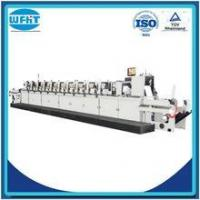 Buy cheap HT520-5M Paper Cup Flexographic Printing Machine Haotian from wholesalers