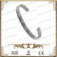 Buy cheap Wholesale Magnetic Therapy Product, Copper Bracelet With High Polished from wholesalers