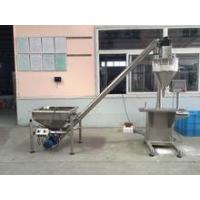Buy cheap Semi Automatic Auger Filler+Inclined Screw Feeder from wholesalers