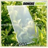 Buy cheap Manufacturer of 3.2mm extra clear tempered solar panel glass from wholesalers