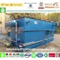 Buy cheap Dissolved air flotation device for tannery wastewater treatment plant from wholesalers