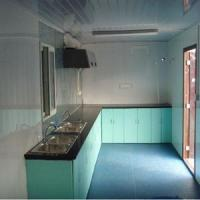 Buy cheap 20ft kitchen container/mobile kitchen container Logistics Equipment from wholesalers