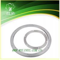 Buy cheap LOW NOISE LAZY SUSAN BEARING Low-noise aluminum lazy susan turntable bearing product