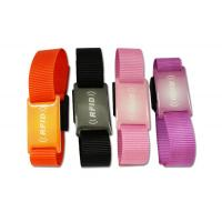 Buy cheap Nylon RFID wristbands from wholesalers