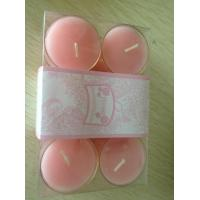 Buy cheap SL-TEA light candle-1033 plastic cup tealight candles from wholesalers