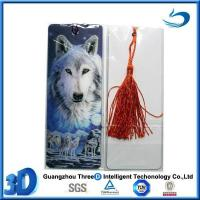 Buy cheap 3d lenticular bookmark04 from wholesalers