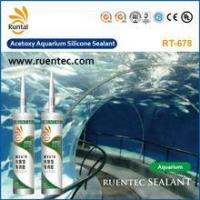 Buy cheap Acetoxy Sealant RT678 Acetic Silicone Aquarium Sealant from wholesalers